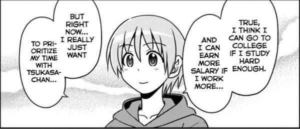 Tonikaku Cawaii Chapter 48