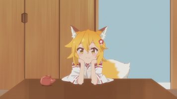 The Helpful Fox Senko-san 01