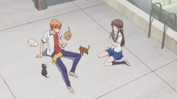 Fruits Basket (2019) 03