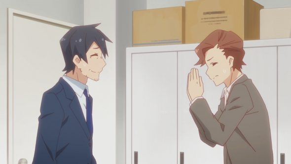 The Helpful Fox Senko-san 01