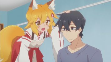 The Helpful Fox Senko-san 06