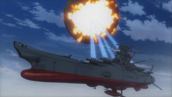 Space Battleship Yamato 2199 - 01