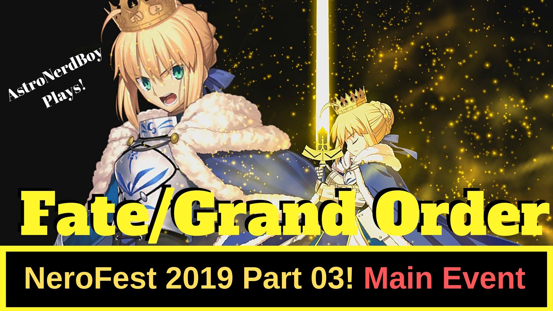 Fate/Grand Order Nero Fest 2019! Main Event