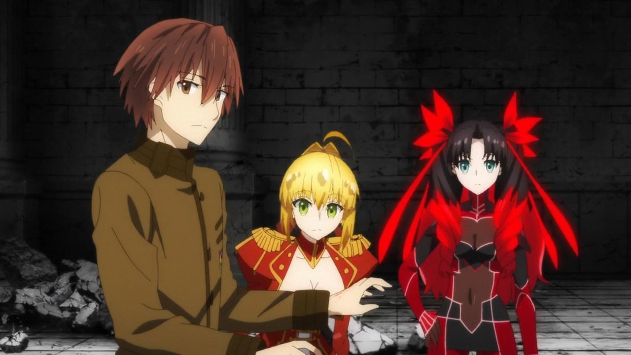 Fate/EXTRA Last Encore 13