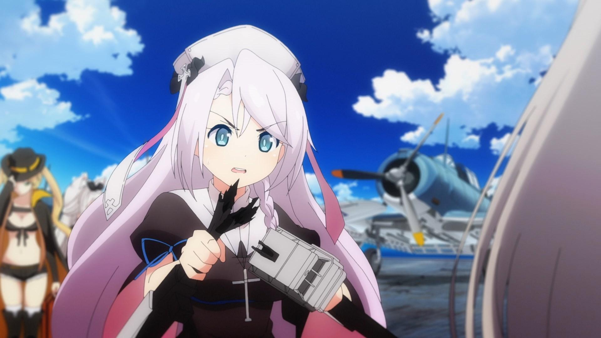 Azur Lane 03 A Ship Drama Azurlane Anime Astronerdboy S Anime Manga Blog Astronerdboy S Anime Manga Blog