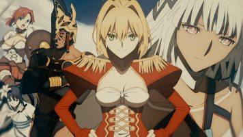 Fate/Grand Order Absolute Demonic Front: Babylonia 01