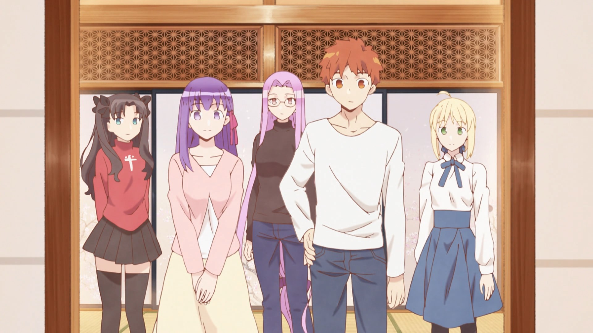 Today's Menu for Emiya Family 03