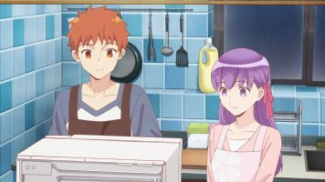 Today's Menu for Emiya Family 05