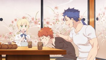 Today's Menu for Emiya Family 02