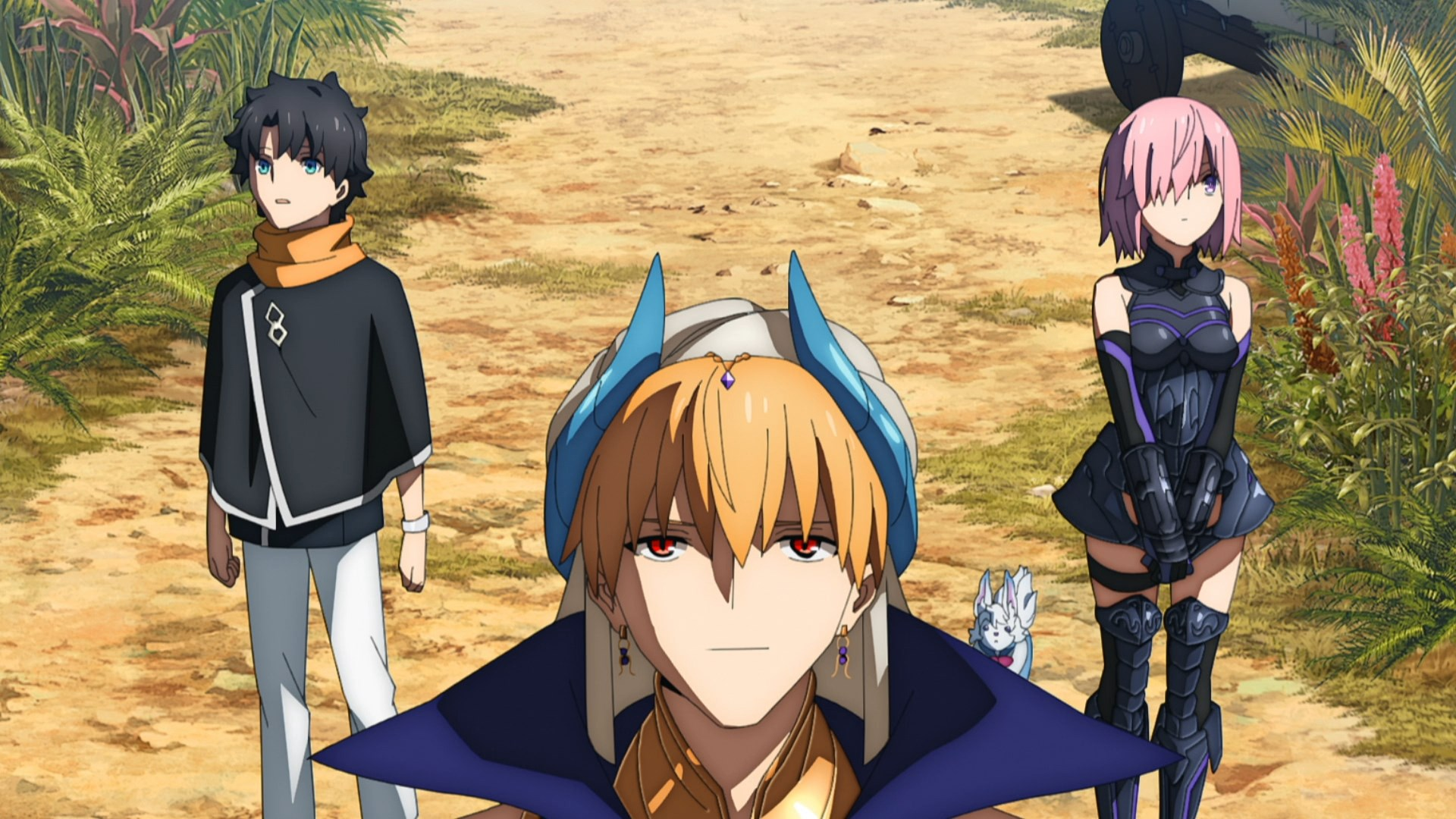 Fate/Grand Order Absolute Demonic Front: Babylonia 05