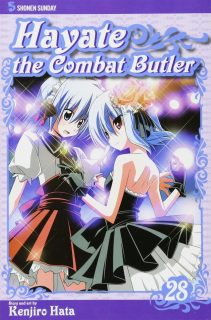 Hayate the Combat Butler Volume 28