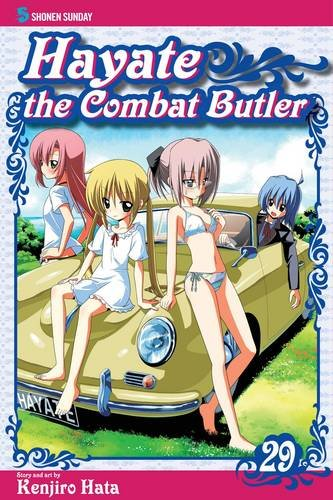 Hayate the Combat Butler Volume 29