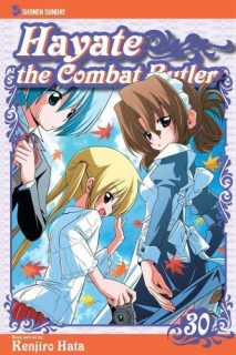 Hayate the Combat Butler Volume 30