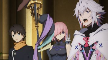 Fate/Grand Order Absolute Demonic Front: Babylonia 12