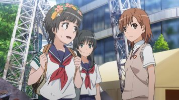 A Certain Scientific Railgun T 01
