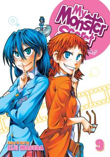 My Monster Secret volume 09