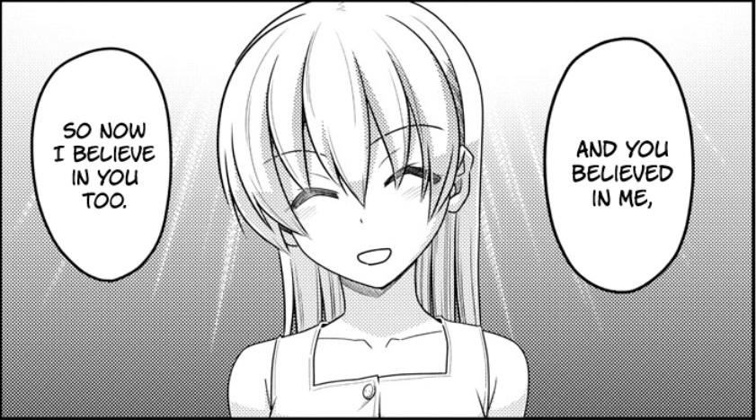 Tonikaku Cawaii Chapter 99