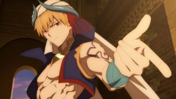 Fate/Grand Order Absolute Demonic Front: Babylonia 17