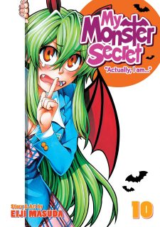 My Monster Secret Volume 10