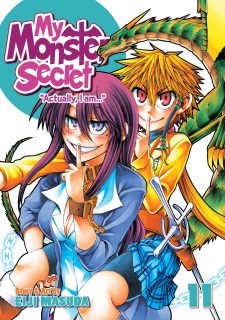 My Monster Secret Volume 11