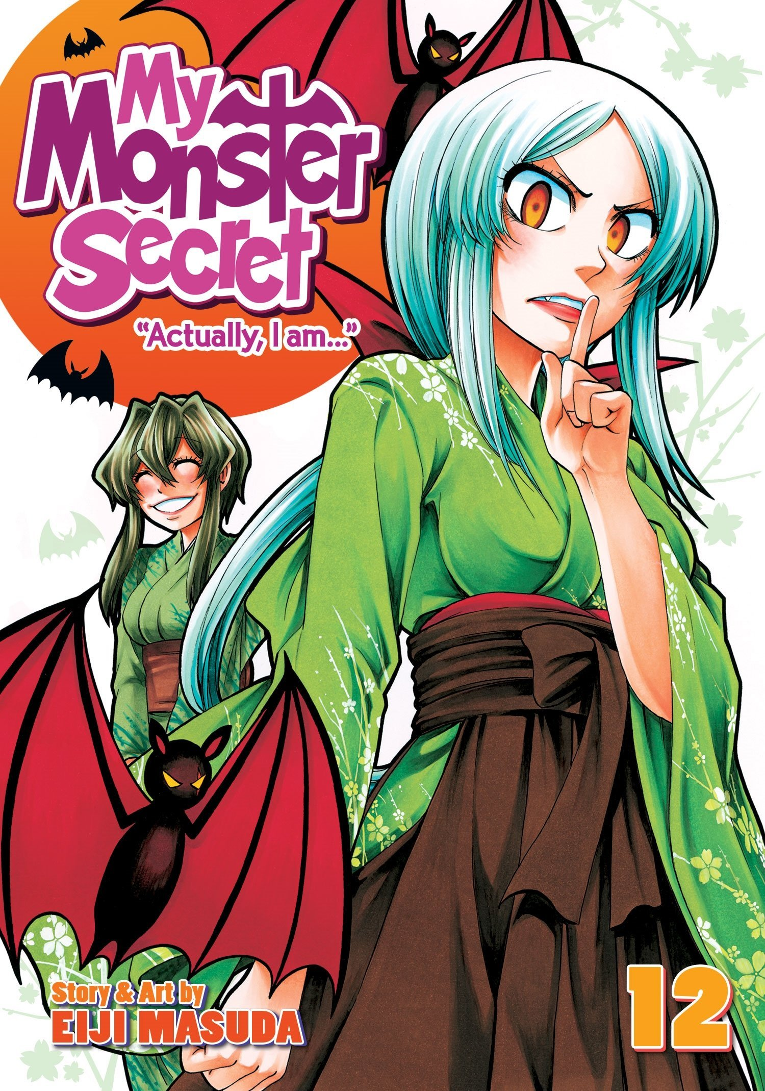 My Monster Secret Volume 12