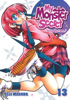 My Monster Secret Volume 13