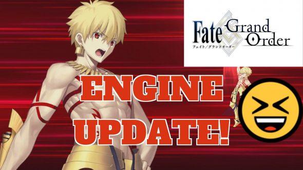 Fate/Grand Order Engine Update