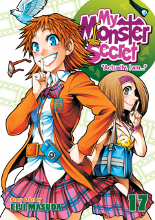 My Monster Secret Volume 17