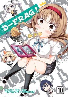 D-Frag! Volume 10
