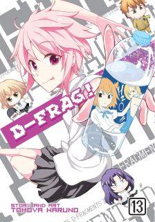 D-Frag! Volume 13