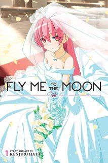 Fly Me to the Moon Volume 1 (Tonikaku Cawaii)