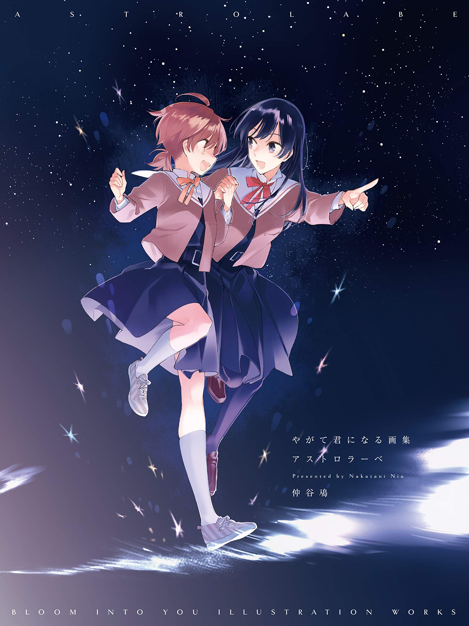 Bloom Into You Illustration Works