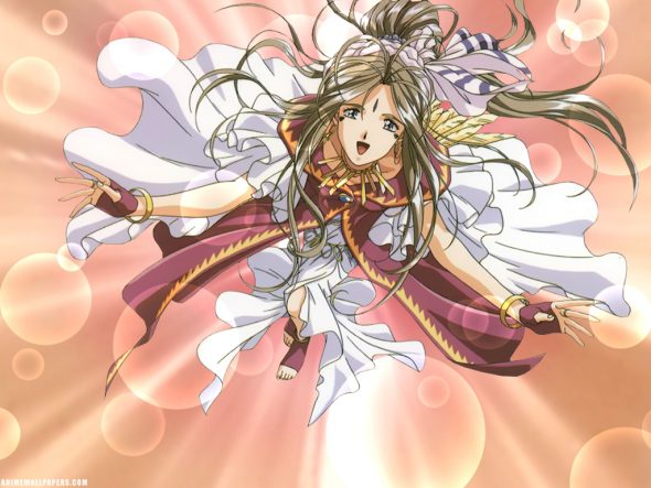 Ah! My Goddess Belldandy