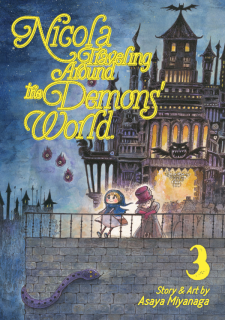Nicola Traveling Around the Demon's World Volume 3