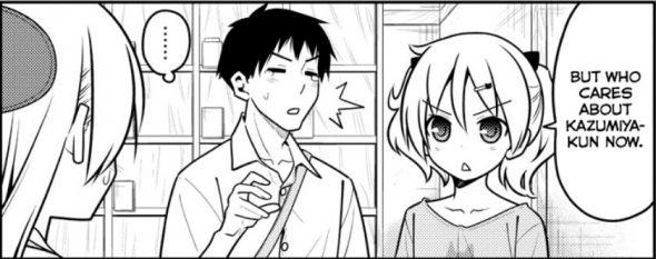 Tonikaku Cawaii Chapter 136