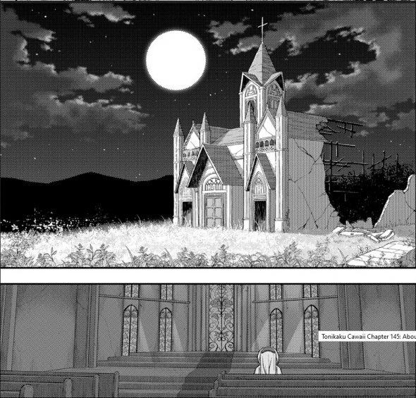 Tonikaku Cawaii Chapter 145