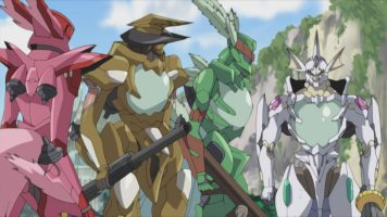 Tenchi Muyo! War on Geminar - 13