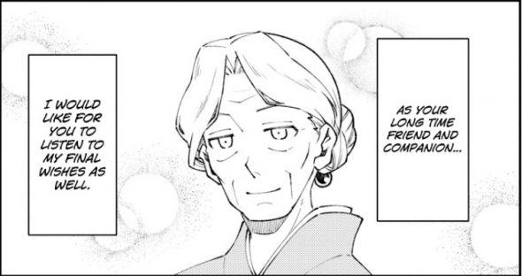 Tonikaku Cawaii Chapter 152