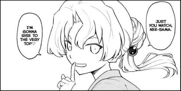 Tonikaku Cawaii Chapter 154