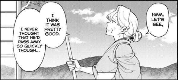 Tonikaku Cawaii Chapter 156
