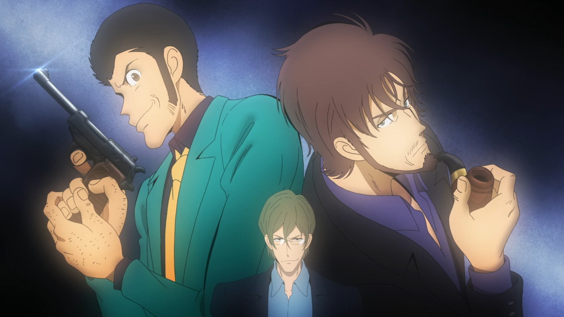 Lupin the Third Part 6 - 02