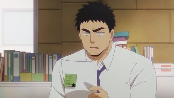 My Senpai is Annoying 01