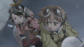 Last Exile: Fam, the Silver Wing - 07