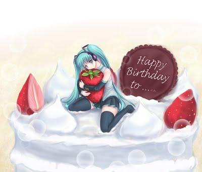 HATSUNE Miku Birthday