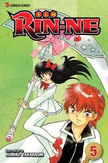 RIN-NE Manga Volume 05