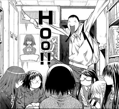 Genshiken Nidaime Manga Chapter 73