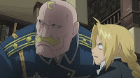 Fullmetal Alchemist Brotherhood - 32
