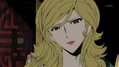 Lupin III: A Woman Called MINE Fujiko - 02