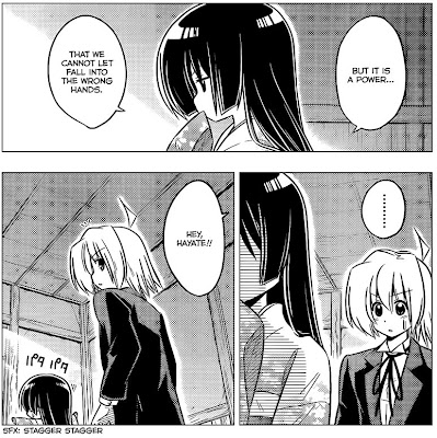 Hayate the Combat Butler Manga Chapter 371