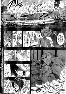 Negima! Manga Vol 36 Ch 326